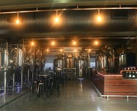Pumpyard Bar and Brewery - Accommodation Kalgoorlie