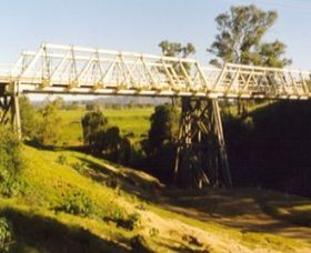Vacy Bridge over Paterson River - Accommodation Kalgoorlie