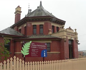 Yarram Courthouse Gallery Inc - Accommodation Kalgoorlie
