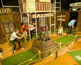 Mega Mini Golf - Accommodation Kalgoorlie