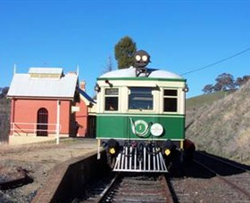 Paterson Rail Motor Museum - Accommodation Kalgoorlie