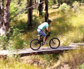 The Steps Mountain Bike Park - Accommodation Kalgoorlie