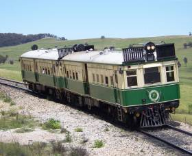 Paterson Rail Motor Society - Accommodation Kalgoorlie