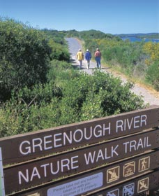 Greenough River Nature Trail - Accommodation Kalgoorlie