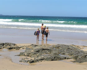 Shellharbour Beach - Accommodation Kalgoorlie