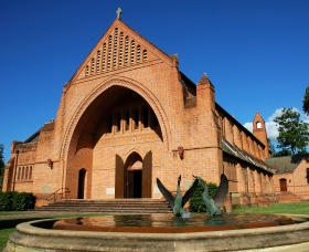 Christ Church Cathedral Grafton - Accommodation Kalgoorlie