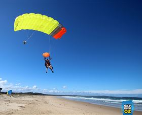 Skydive Oz Batemans Bay - Accommodation Kalgoorlie