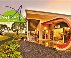 Artisans On The Hill - Accommodation Kalgoorlie