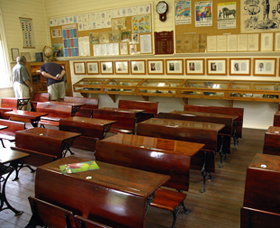 Alumny Creek School Museum and Reserve - Accommodation Kalgoorlie
