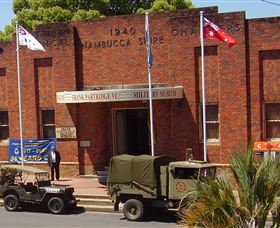 Frank Partridge VC Military Museum - Accommodation Kalgoorlie