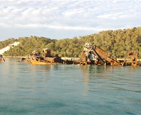 Tangalooma Wrecks Dive Site - Accommodation Kalgoorlie