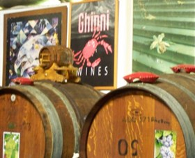 Ghinni Wines - Accommodation Kalgoorlie