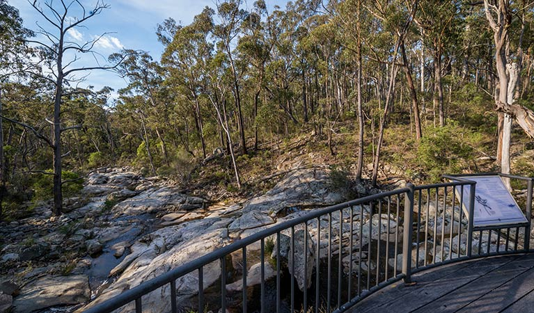 Myanba Gorge walking track - Accommodation Kalgoorlie
