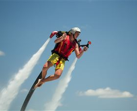 Jetpack Flyboard Adventures - Accommodation Kalgoorlie