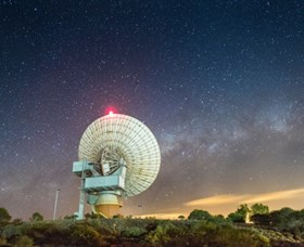 OTC Dish - Accommodation Kalgoorlie