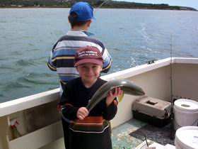 Tory M Fishing Charters - Accommodation Kalgoorlie