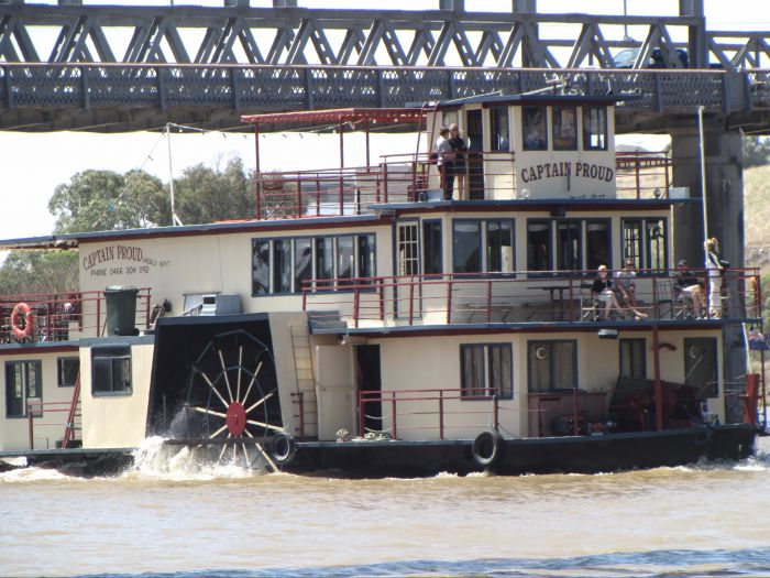 Captain Proud Paddleboat Cruises - Accommodation Kalgoorlie