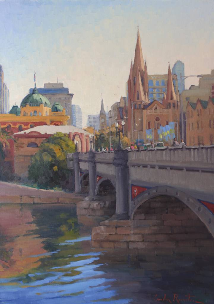Rossiters Paintings - Accommodation Kalgoorlie