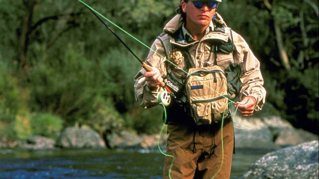 Rainbow Springs Fly Fishing School