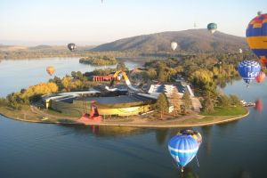 Canberra Hot Air Balloon Flight at Sunrise - Accommodation Kalgoorlie