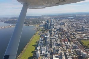 Perth Scenic Flight - City River and Beaches - Accommodation Kalgoorlie