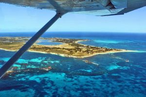 Rottnest Island  Perth City Scenic Flight - Accommodation Kalgoorlie