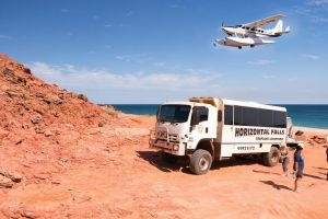 Horizontal Falls Full-Day Tour from Broome 4x4  Seaplane - Accommodation Kalgoorlie