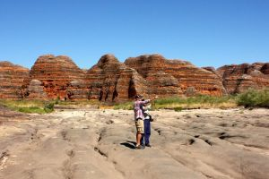 Bungle Bungle Flight Domes  Cathedral Gorge Guided Walk from Kununurra - Accommodation Kalgoorlie