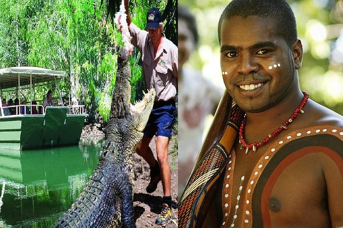 Hartley's Crocodile Adventures and Tjapukai Cultural Park Day Trip from Cairns - Accommodation Kalgoorlie