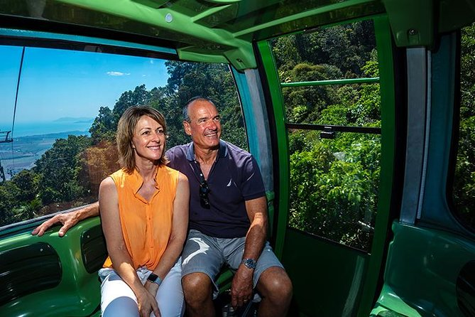 Skyrail Rainforest Cableway Day Trip from Palm Cove - Accommodation Kalgoorlie