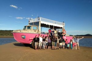 Town of 1770 Afternoon Cruise - Accommodation Kalgoorlie