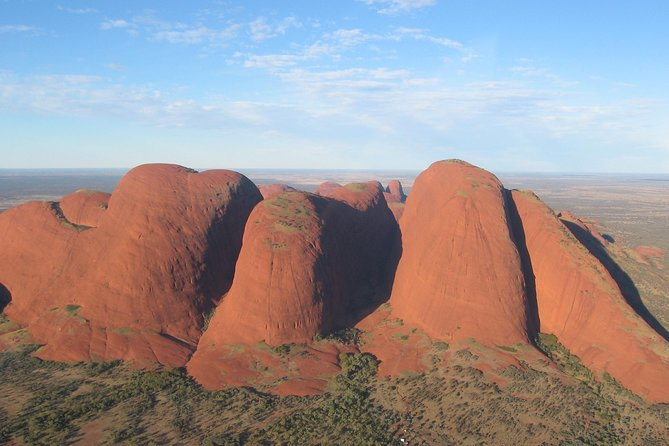 Kata Tjuta and Uluru Grand View Helicopter Flight - Accommodation Kalgoorlie