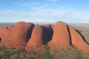 Uluru  Kata Tjuta Grand View Helicopter Flight - Accommodation Kalgoorlie