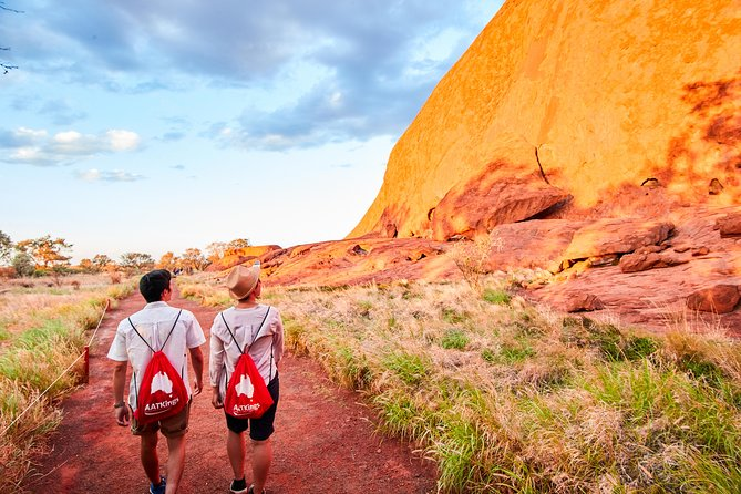Uluru Sunrise and Guided Base Walk - Accommodation Kalgoorlie