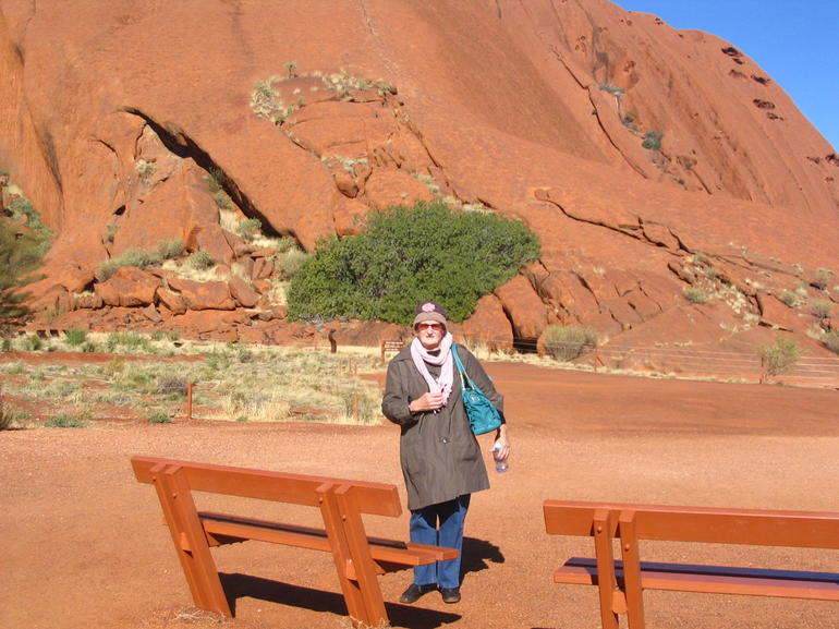 Uluru Small Group Tour Including Sunset - Accommodation Kalgoorlie