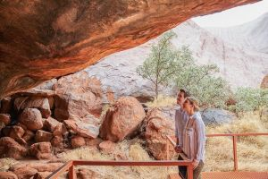 Uluru Base and Sunset Half-Day Trip with Optional Outback BBQ Dinner - Accommodation Kalgoorlie