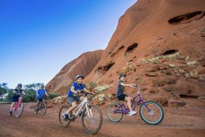 Outback Cycling Uluru Bike Ride Adult - Accommodation Kalgoorlie