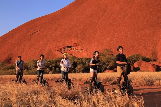Quarter Uluru Segway  Sunset - Accommodation Kalgoorlie