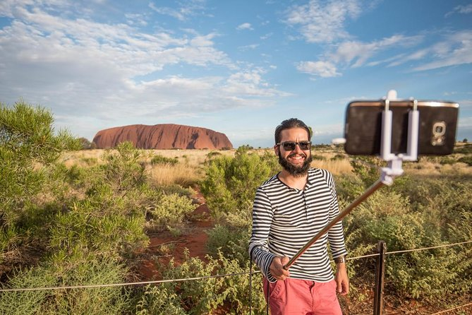 3-Day Ayers Rock and Kings Canyon Camping Tour - Accommodation Kalgoorlie