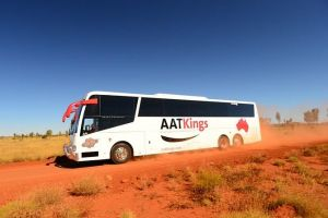 Coach Transfer from Kings Canyon to Alice Springs - Accommodation Kalgoorlie