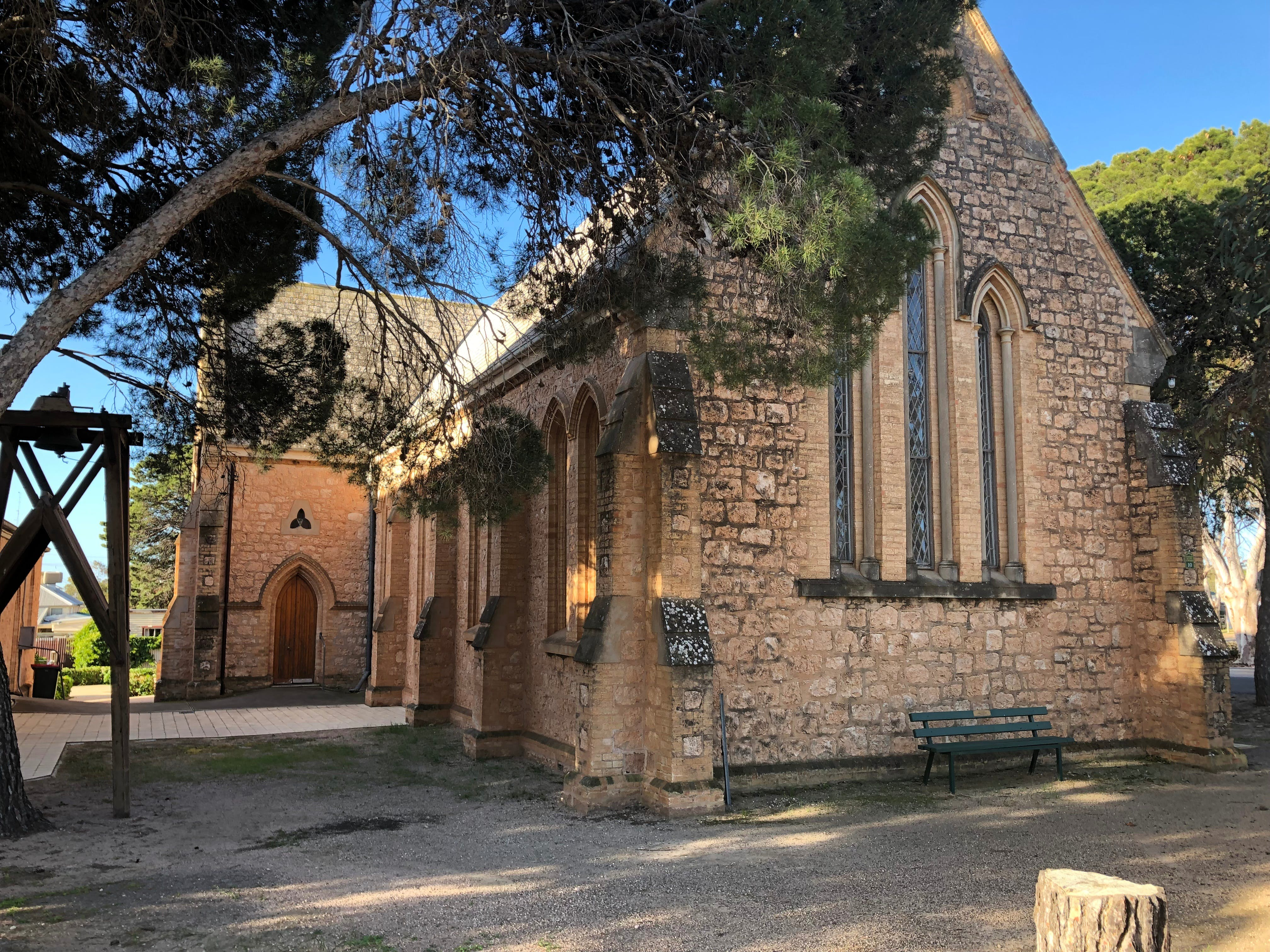 Church Anglican Moonta - Accommodation Kalgoorlie