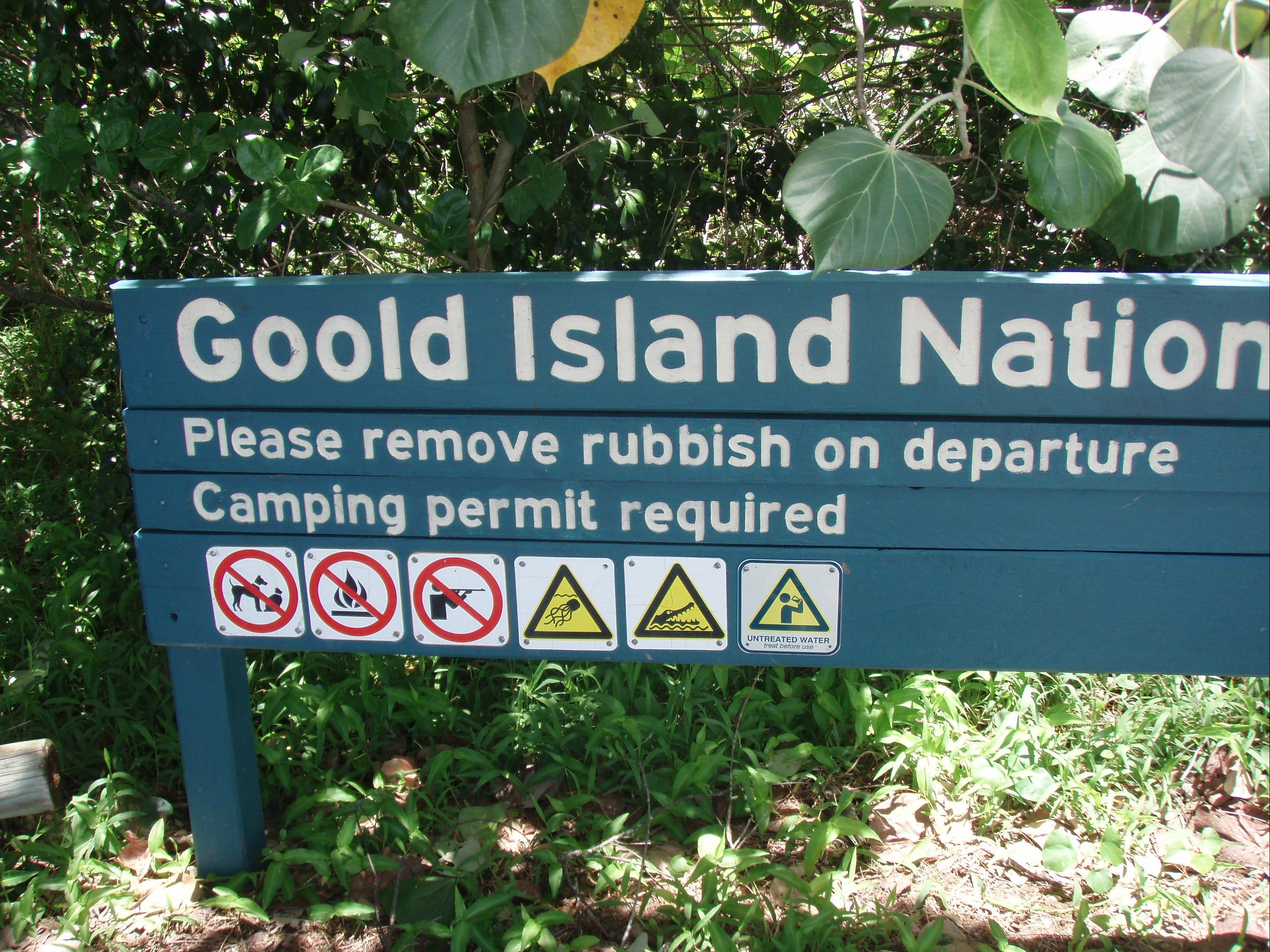 Goold Island National Park - Accommodation Kalgoorlie