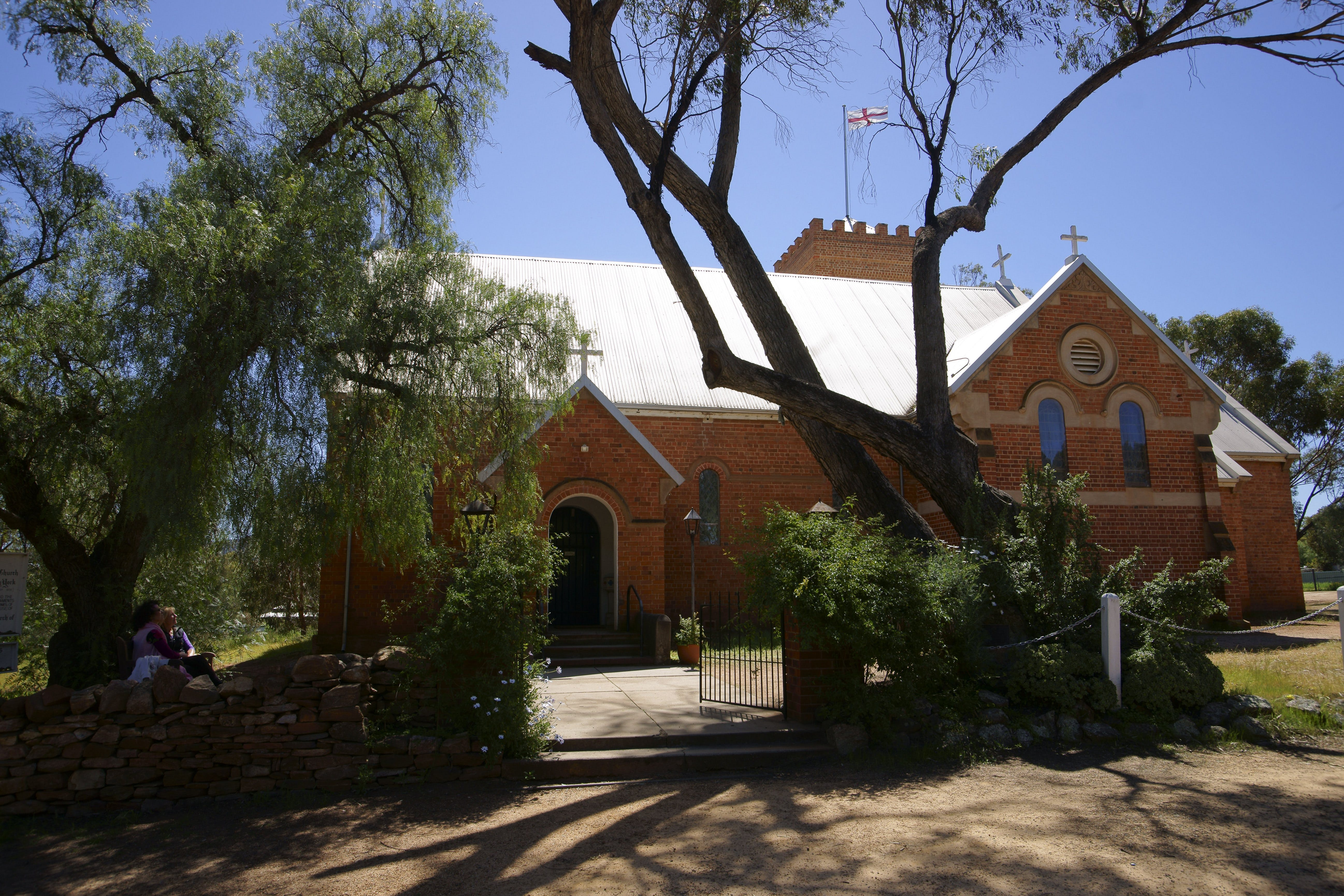 Holy Trinity Anglican Church - Accommodation Kalgoorlie