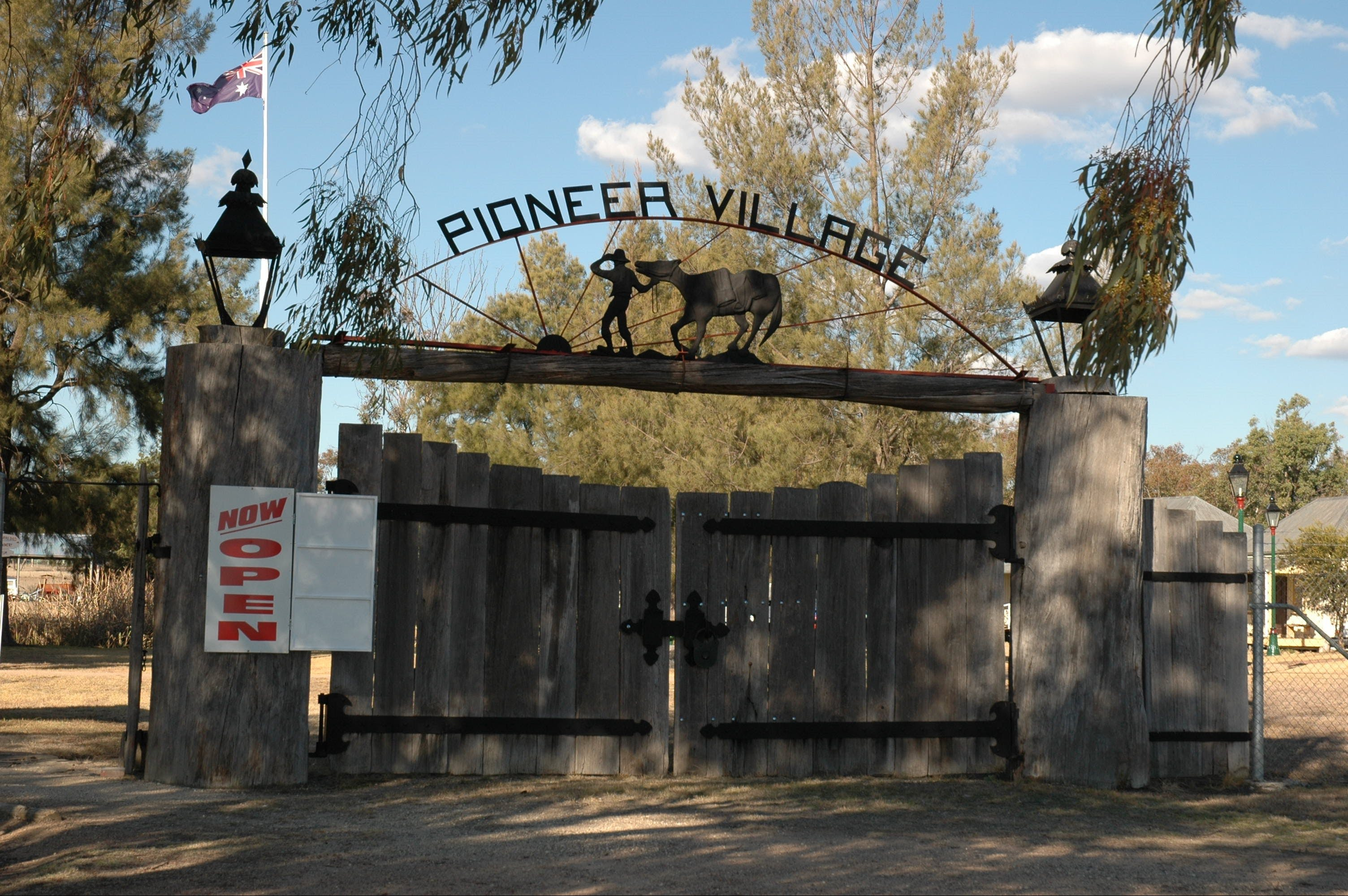 Inverell Pioneer Village - Accommodation Kalgoorlie