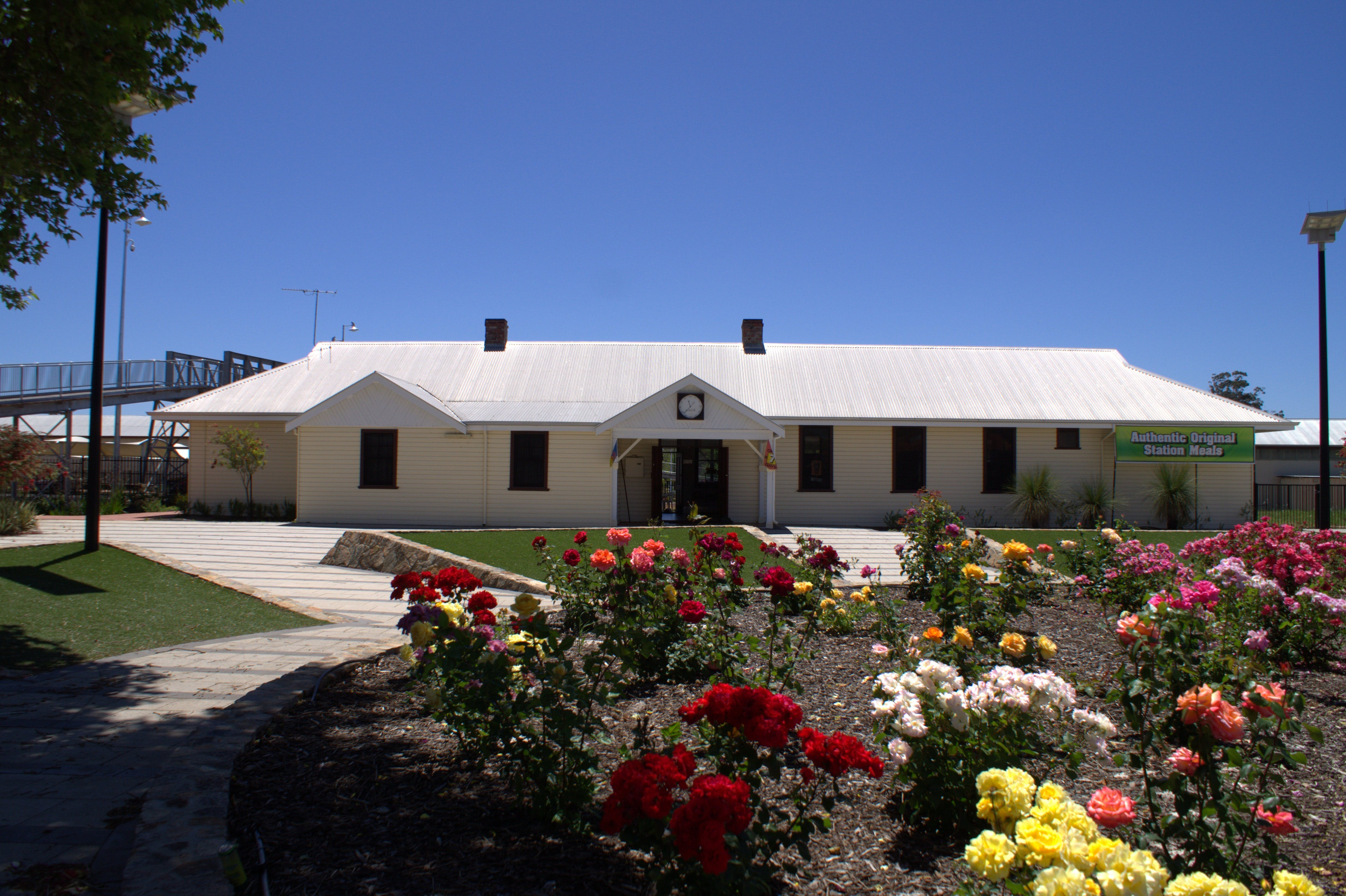 Old Railway Station - Accommodation Kalgoorlie