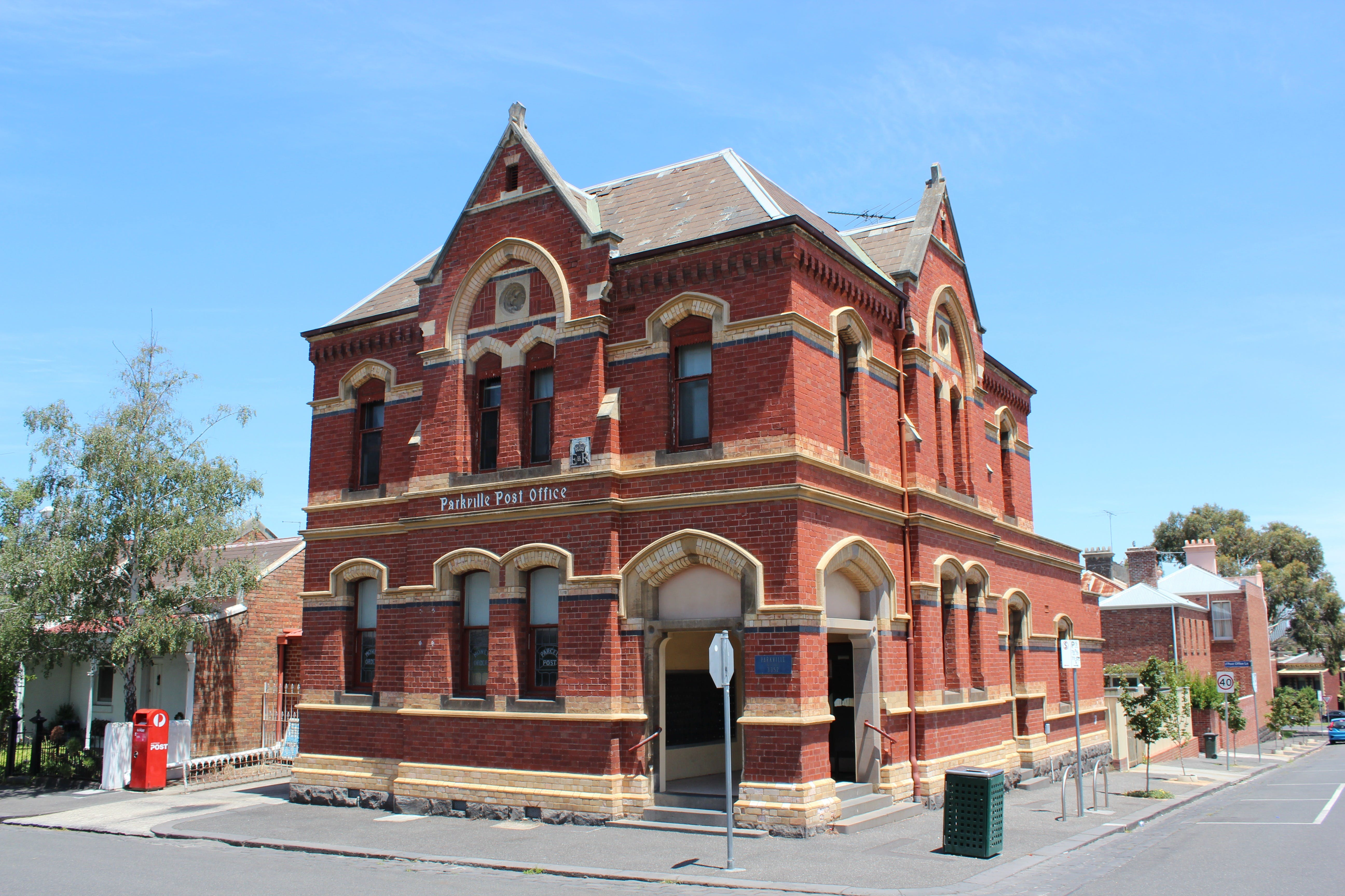 Parkville Heritage Walks - Accommodation Kalgoorlie