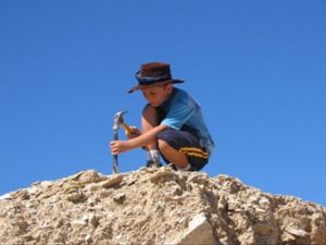 Richmond Fossil Hunting Sites - Accommodation Kalgoorlie