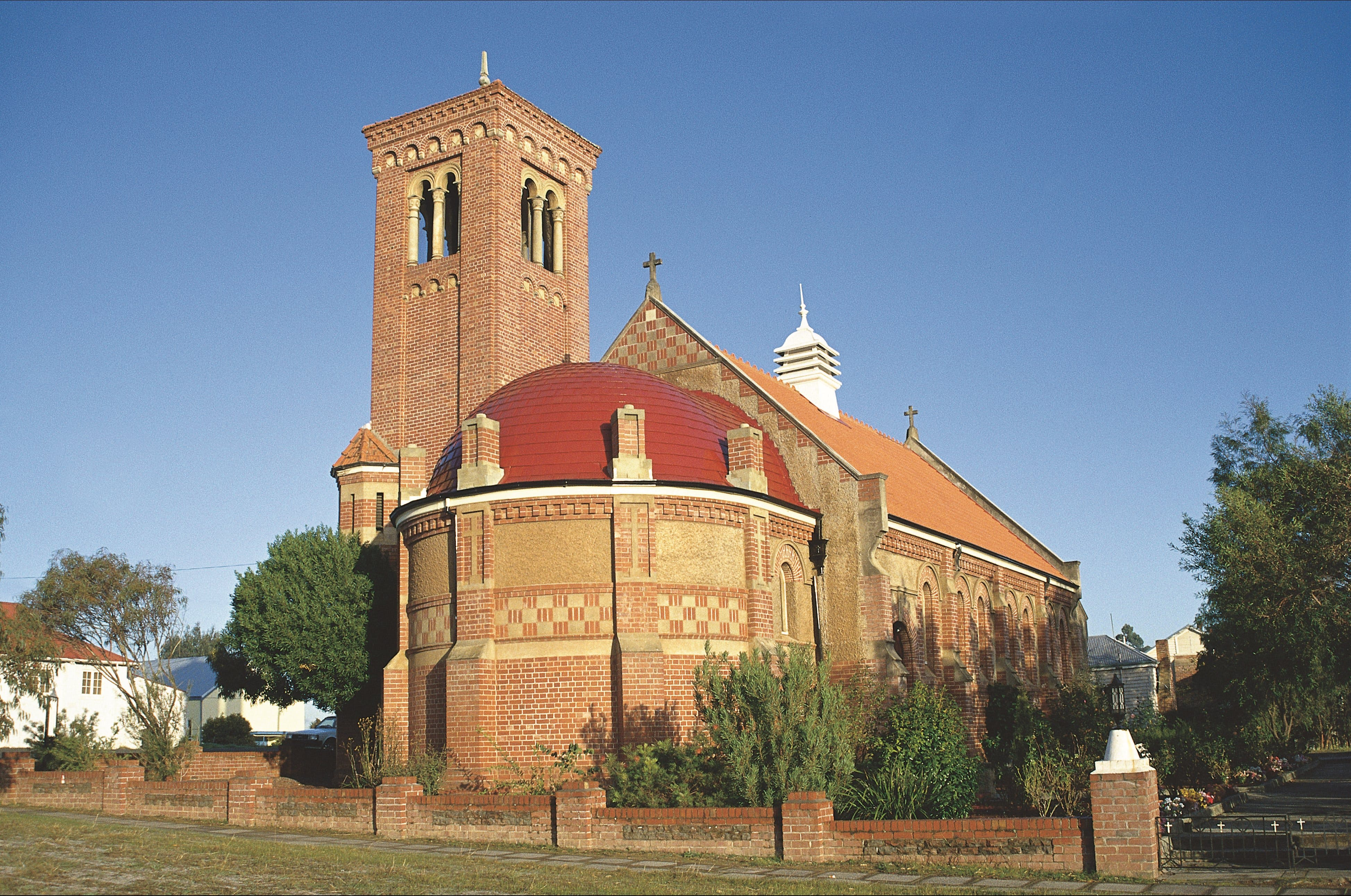 All Saints Church Collie - Accommodation Kalgoorlie