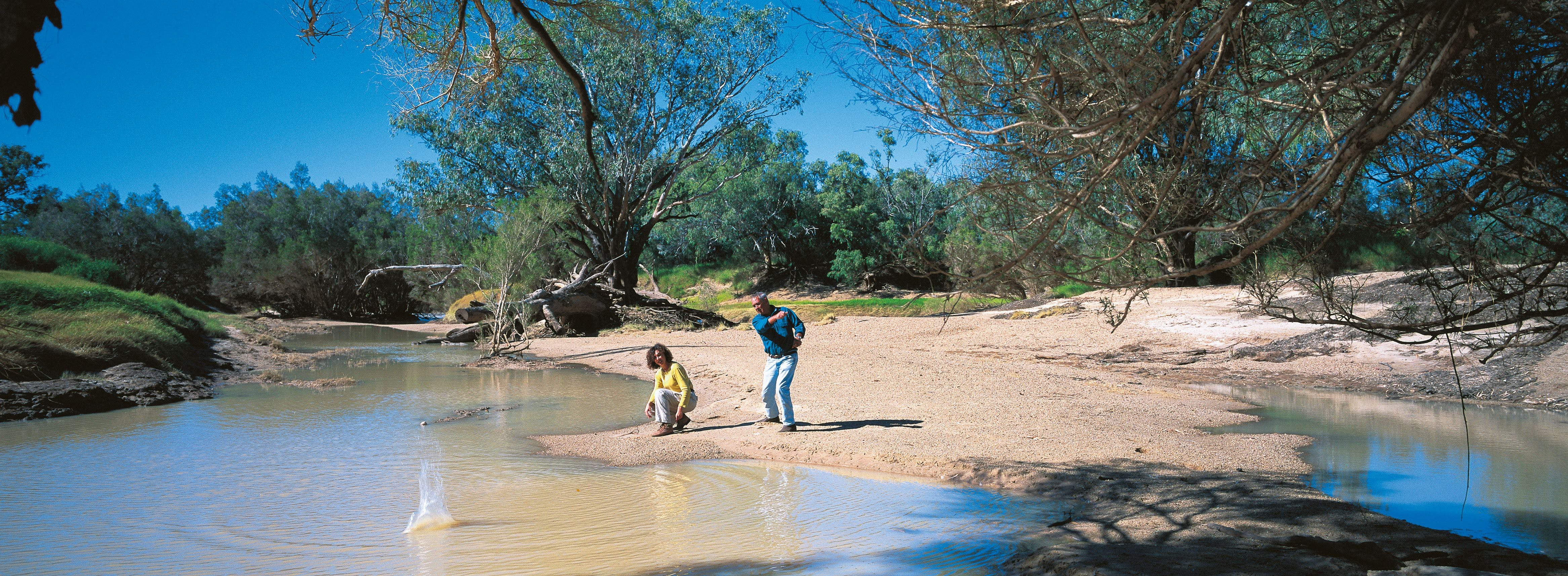 Bulloo River - Accommodation Kalgoorlie