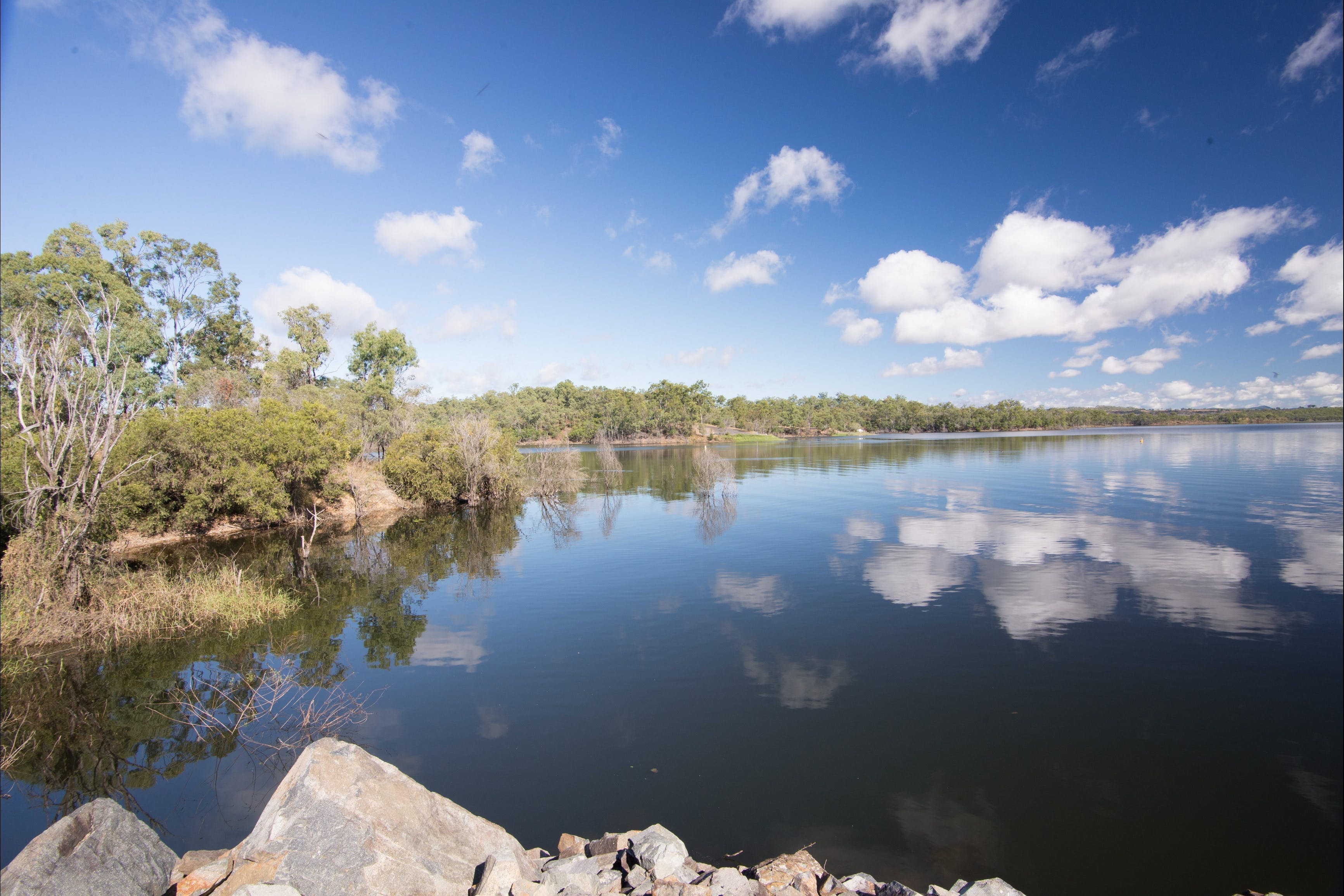Bundaberg North Burnett Region Dams - Accommodation Kalgoorlie